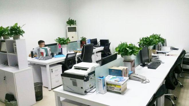 企业办公环境